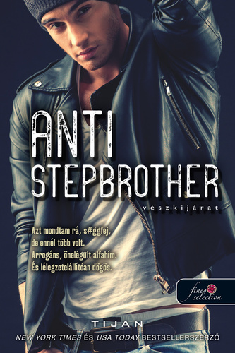 Tijan: Anti-Stepbrother ​– Vészkijárat