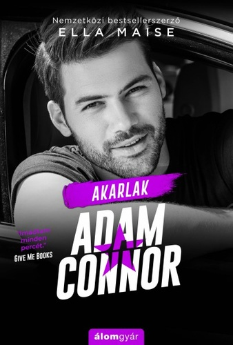 Ella Maise: Akarlak, ​Adam Connor